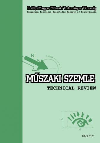 Műszaki Szemle 70/2017